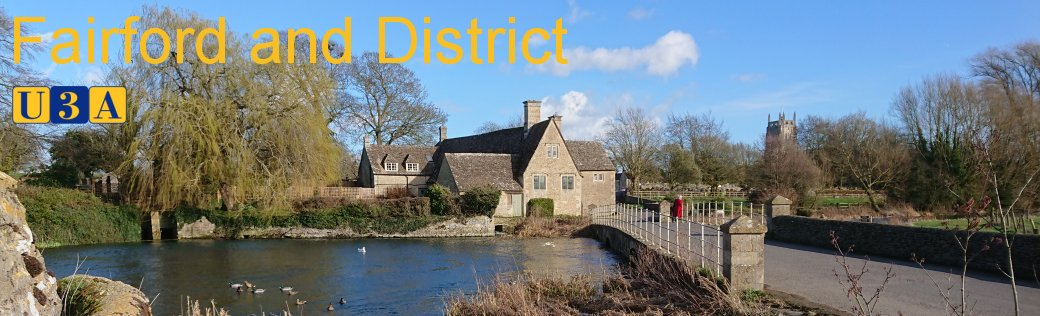 Fairford and District U3A