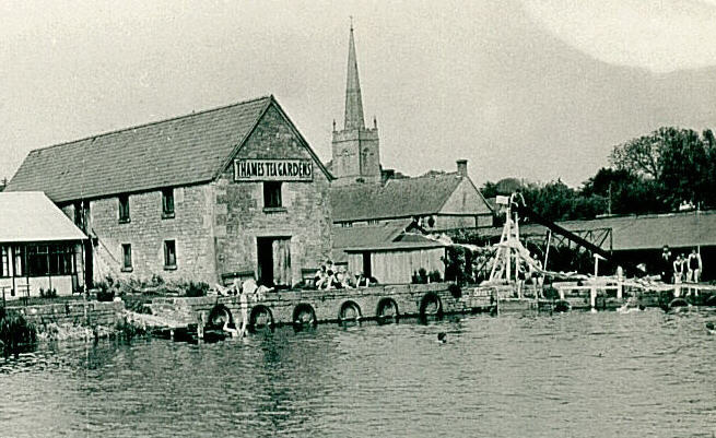 Old Lechlade Wharf